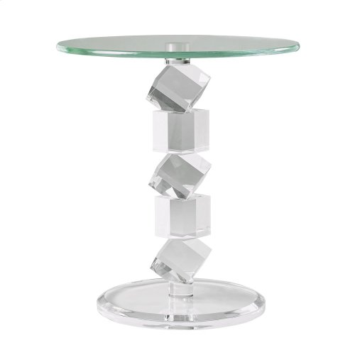 On The Rocks Side Table