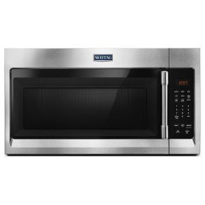 Compact Over-The-Range Microwave - 1.7 Cu. Ft. -