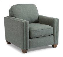 Hyacinth Fabric Chair