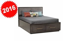 Parkhill Bed Upholstered