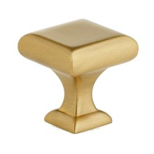 Manhattan Knob A310-1 - Satin Brass