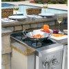 Monogram(r) Dual Burner Outdoor Cooktop (Natural Gas)