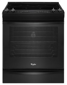 6.2 cu. ft. Front-Control Electric Stove with Fan Convection