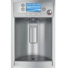 GE Café Series ENERGY STAR® 22.2 Cu. Ft. Counter-Depth French-Door Refrigerator with Hot Water Dispenser
