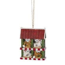 Chicken Coop Ornament.