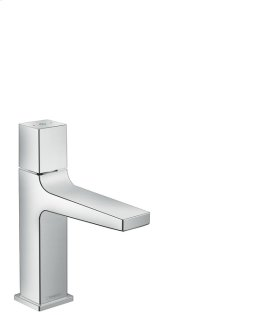 Chrome Metropol Select 110 Single-Hole Faucet without Pop-Up, 1.2 GPM