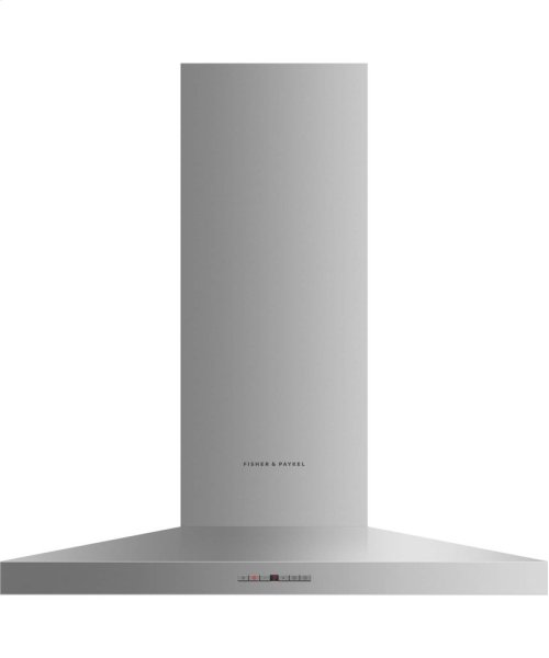 "Wall Chimney Vent Hood, 36"", Pyramid"