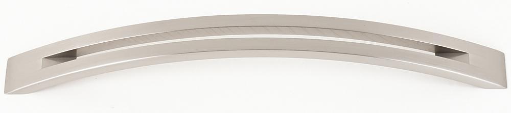Slit Top Pull A422-8 - Satin Nickel