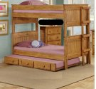 "4"" Twin Trundle Unit Product Image"