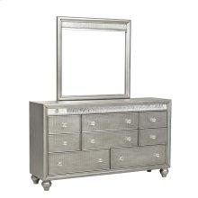 Posh Collection 8 Drawer Dresser
