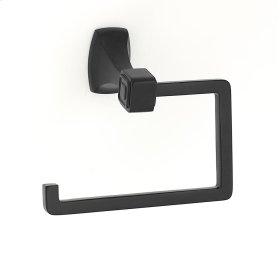 Cube Single Post Tissue Holder A6566 - Bronze