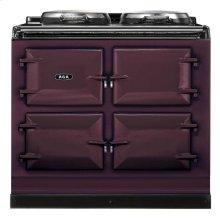 Aubergine AGA Total Control 3-Oven