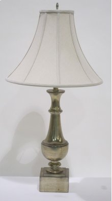 Urn Table Lamps, Pair