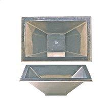 Quadra Sink - SK422 Silicon Bronze Medium