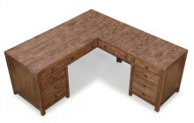 Hampton L-Shaped Desk