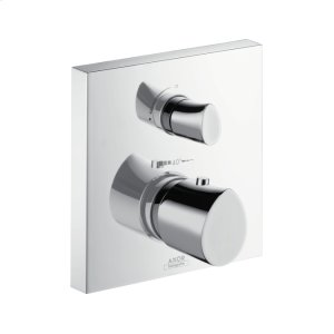 Chrome Thermostatic Trim w/Volume Control Product Image