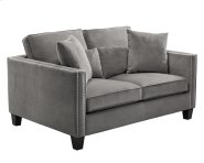 Cathedral Loveseat - Grey Product Image