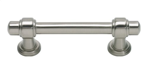 Bronte Pull 3 Inch (c-c) - Brushed Nickel