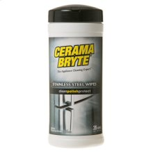Cerama Bryte Stainless Steel Wipes