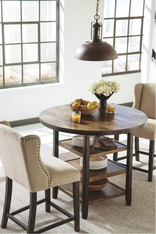 Upholstered Barstool