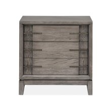 Drawer Nightstand (no touch lighting control)