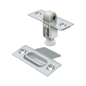 Roller Catch - Polished Chrome