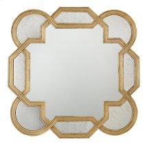 Salon Mirror in Antique Gold Leaf (341)