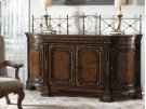 Credenza With Wood Top Product Image