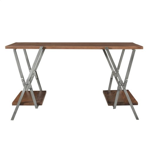 Ryder - Writing Desk - Rustic Clove Finish