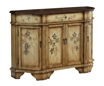 1 Drw 4 Dr Credenza Product Image