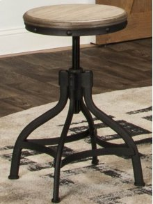 Sunset Trading Industrial Revolution Adjustable Chair or Stool - Sunset Trading