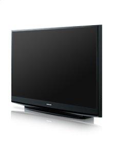 """56"""" new ultra slim depth widescreen DLP® HDTV"""