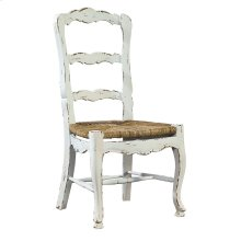 French Ladderback Side Chair