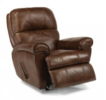 Wilson Leather Rocking Recliner