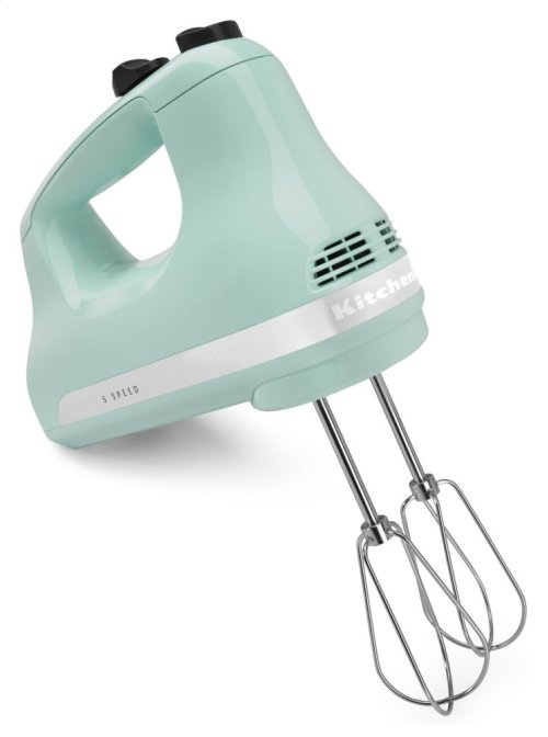 5-Speed Ultra Power Hand Mixer - Ice