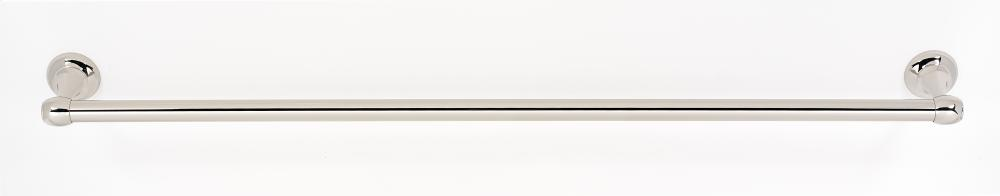 Royale Towel Bar A6620-30 - Polished Nickel
