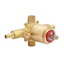 Shower rough-in valve