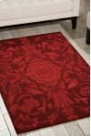 MODA MOD05 RUBY RECTANGLE RUG 7'6'' x 9'6''