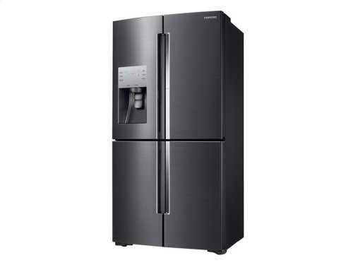 22 cu. ft. Counter Depth 4-Door Flex Food Showcase Refrigerator with FlexZone