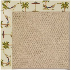 Creative Concepts-Cane Wicker Wayside Daiquiri Machine Tufted Rugs