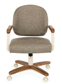 Chair Base: Wide (chestnut & sand) Product Image
