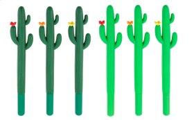 24 pc. ppk. Cactus Pens