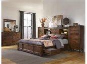 Intercon Bedroom Ck Standard Rails - Set Of 2