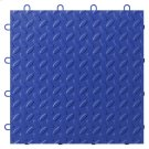 "Gladiator® 12"" x 12"" Tile Flooring (24-Pack) - Blue Product Image"
