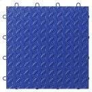 "Gladiator® 12"" x 12"" Tile Flooring (24-Pack) - Blue Product Image"
