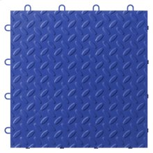 "Gladiator® 12"" x 12"" Tile Flooring (24-Pack) - Blue"