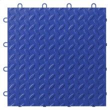 """Gladiator® 12"""" x 12"""" Tile Flooring (24-Pack) - Blue"""