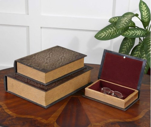 Script Boxes, S/3