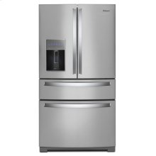 *Scratch and Dent* 36-inch Wide 4-Door Refrigerator with Exterior Drawer - 26 cu. ft.