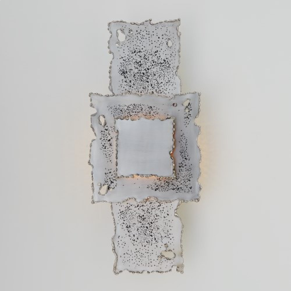 Melting Wall Sconce-Antique Nickel